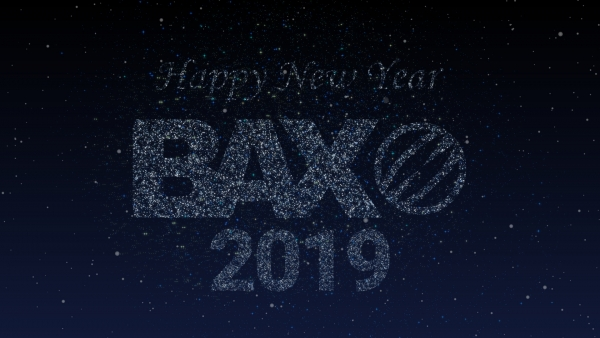 Happy New Year 2019 !